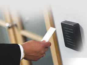 Inside Proximity Card Security System Technology
